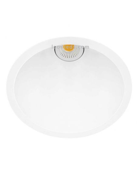 Downlight LED Swap 7,5W Arkos Light Empotrable diseño Blanco Naranja Dorado Negro mate | LeonLeds