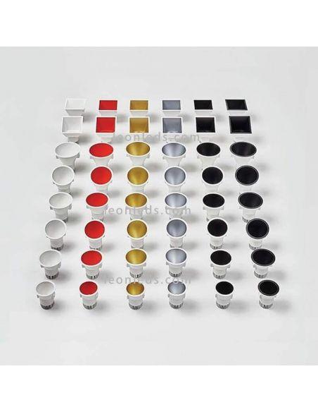 Swap M Asimetrico 7W de ArkosLight, ¡La mejor calidad al mejor precio!   LeonLeds Iluminación