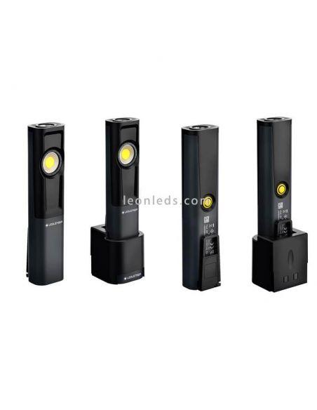 LedLenser IW7R Linterna de Mecanico