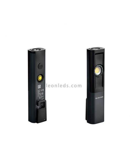 Linterna LED de trabajo IW5R LedLenser