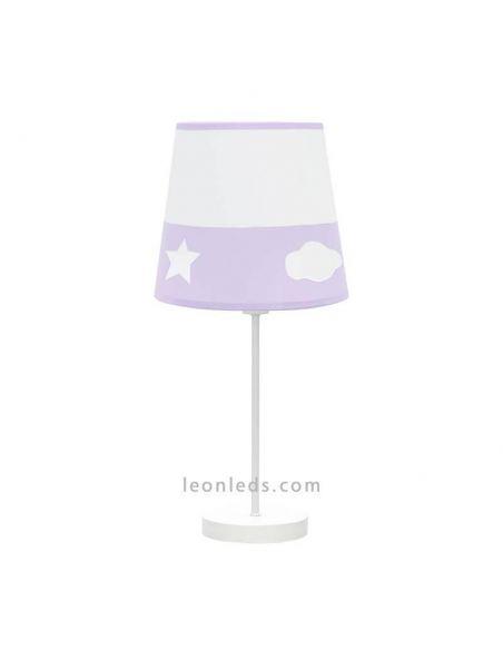 Lámpara Lila serie Galaxia