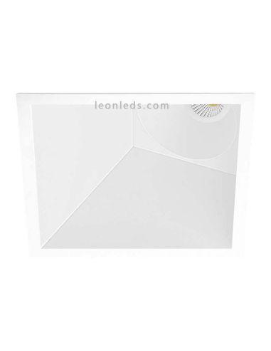 Downlight Led SWAP Cuadrado 5W Blanco Naranja Dorado Gris Negro Square Arkos Light | LeonLeds Iluminación