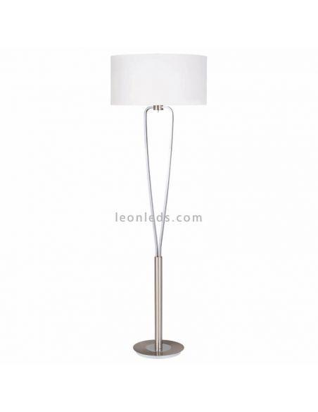 Lámpara de pie Niquel mate paris II Trio Lighting