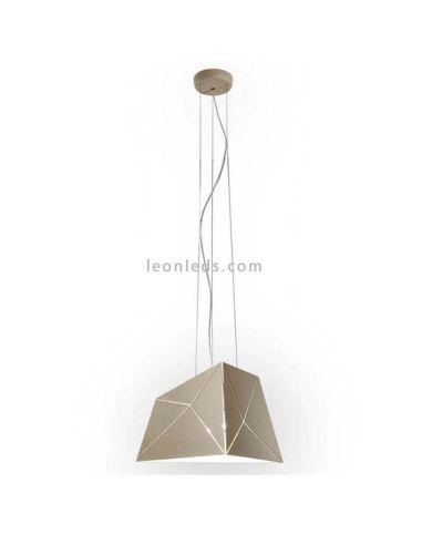 Lámpara de techo moderna serie Slide Arena texturizada