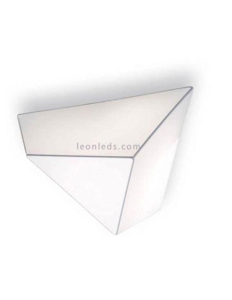 Plafon LED triangular Tana de Ole¡ By FM Iluminacion