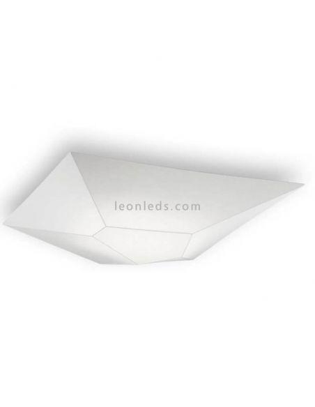 Plafón LED moderno serie halley
