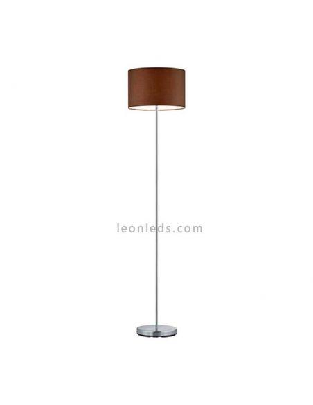 Lámpara de pie Marrón serie hotel Trio Lighitng