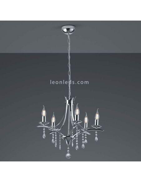 Lámpara de techo 5 Luces serie Lucerna de trio Lighting