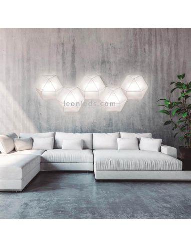 Plafón de techo LED Clone Ole¡ By FM Iluminación