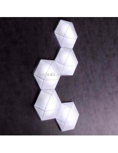 Plafón de techo y Aplique serie Clone de Ole¡ By FM Iluminación