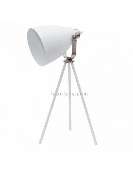 Lámpara de sobremesa industrial blanco Getting Fabrilamp