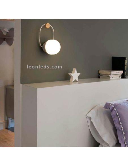 Lámpara de sobremesa Take away de Faro Barcelona | LeonLedsiluminacion
