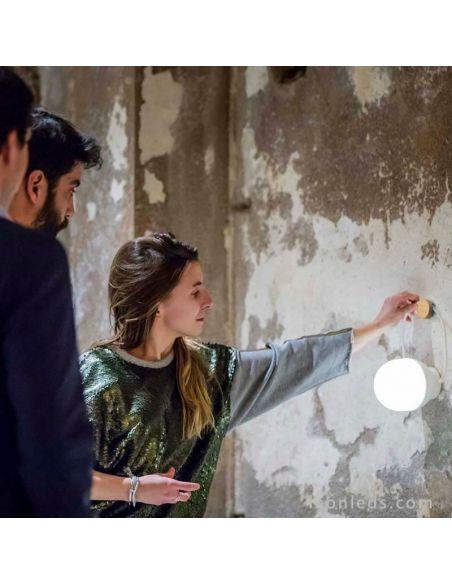 Accesorio lámpara de sobremesa Take away de Faro Barcelona | LeonLeds.com