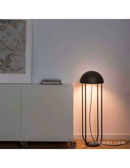 Lámpara de Pie Jellyfish   LeonLedsiluminacion