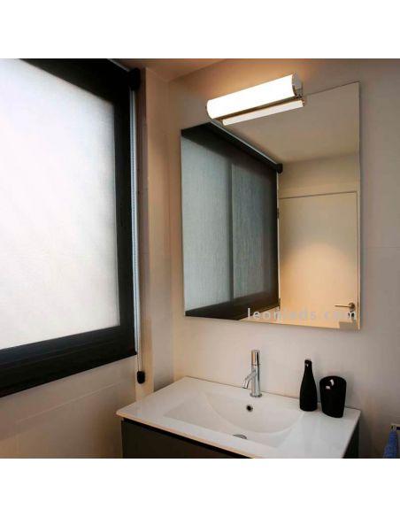 Aplique para espejo de baño de Faro Barcelona   LeonLeds.com