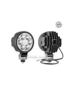 Faro LED largo alcance Homologado para 4X4 Camiones Gruas de calidad barato | LeonLeds Iluminación