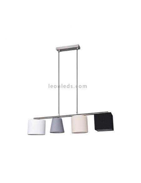 Lámpara colgante Conny  colores de Trio Lighting | LeonLeds.com