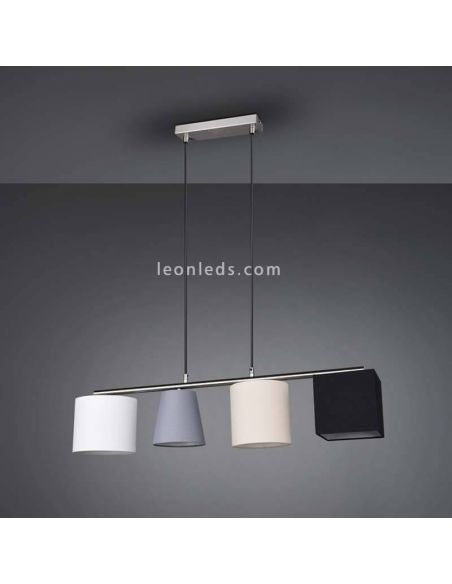 Conny lámpara de techo colores | LeonLedslamparascolgantes