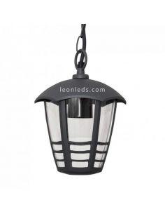 Lámpara colgante exterior Terva de Fabrilamp | LeonLeds.com