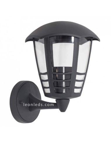 Aplique Terva apra exterior 1X E27 de Fabrilamp | LeonLeds.com