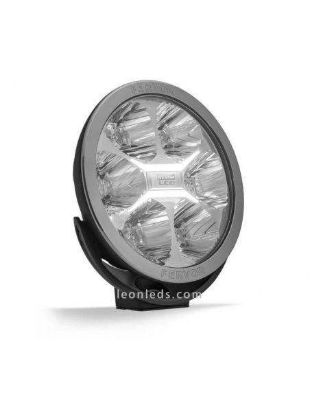 Wesem Fervor | Faro LED Redondo de largo alcance camiones 4x4 Homologado Wesem - FERVOR- | LeonLeds Iluminación