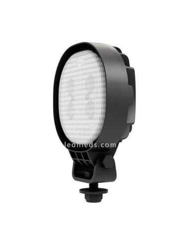 Faro Cuadrado LED 0909 Compact de Tyri   Faro cuadrado LED TYRI Light   LeonLeds Iluminación