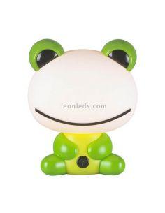 Lámpara de sobremesa la rana Frog de CristalRecord | LeonLeds.com