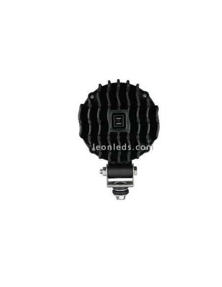 Faro Redondo 6 LEDs - 24 V  Lente Transparente | LeonLedsilumancion