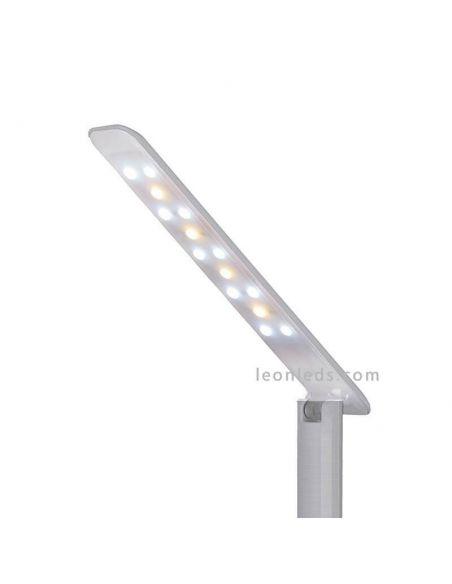 Flexo LED 6.6W Asser moderno de Sulion | LeonLedslamparasdesobremesa