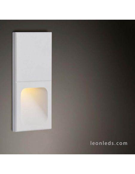 Baliza LED cuadrada Lindenfix de Sulion | LeonLedsiluminacion