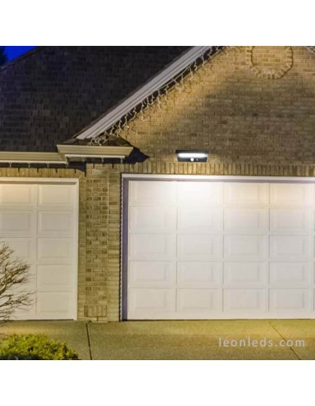 Aplique exterior LED Moderno Suny Sulion | LeonLedsapliques