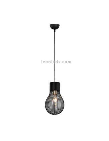 Lámpara moderna Dave de techo Trio Lighting | LeonLeds.com