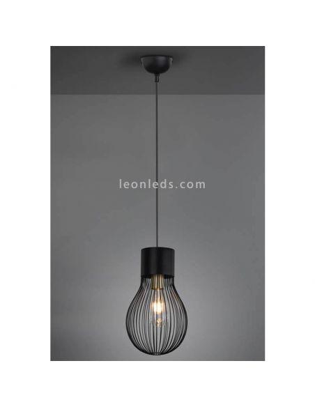 Lámpara moderna Dave de techo Trio Lighting | LeonLedsiluminacion