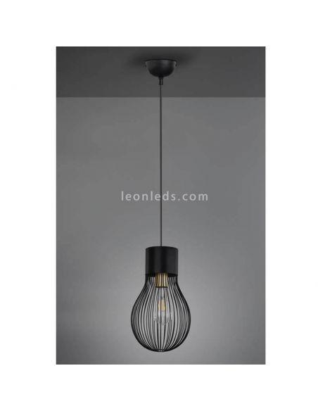 Lámpara moderna Dave de techo Trio Lighting | LeonLedslamparadetecho