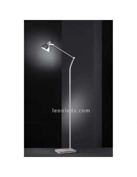 Lámpara de Pie Industrial