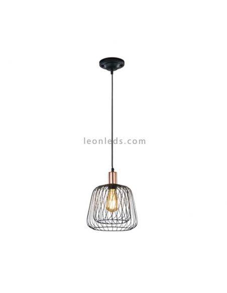 Lámpara moderna de techo Sanna de Trio | LeonLeds.com