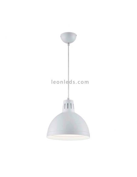 Lámpara de techo Industrial Scissor de Trio Lighting |LeonLedslamparadetecho