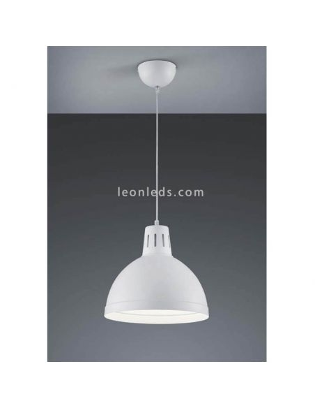Lámpara de techo Industrial Scissor de Trio Lighting | LeonLeds.com