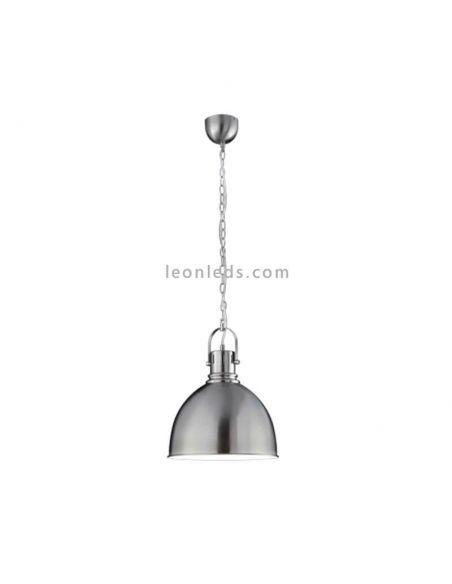 Lámpara de Techo Níquel Mate Jasper Trio Lighting