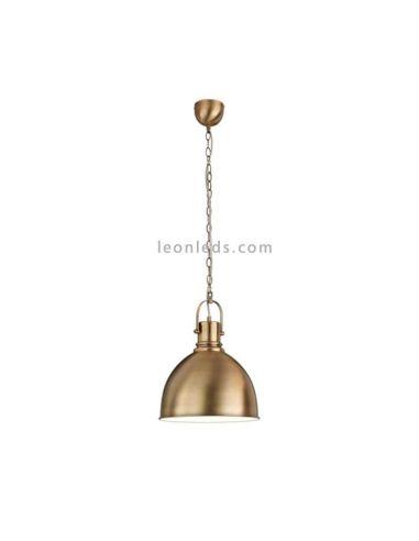 Lámpara de Techo Bronce viejo Jasper Trio Lighting