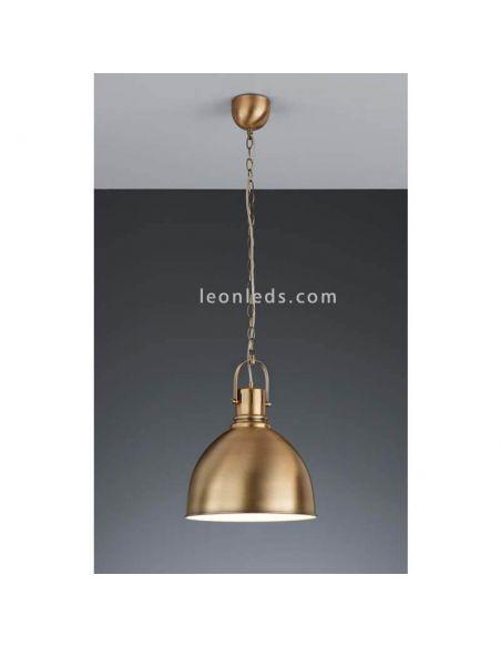 Lámpara de techo Bronce Viejo