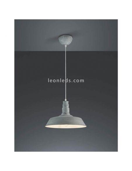 Lámpara de Techo industrial Will Trio Lighting