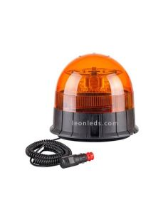 Rotativo LED Iman conector mechero