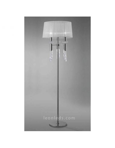 Lámpara de Pie Clásica Tiffany Mantra