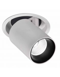 Foco LED empotrable orientable Garda Mantra