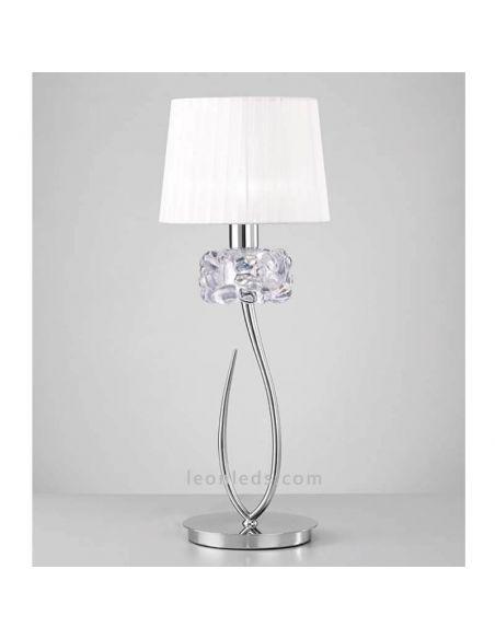 Lámpara de sobremsa Clásica grande Loewe