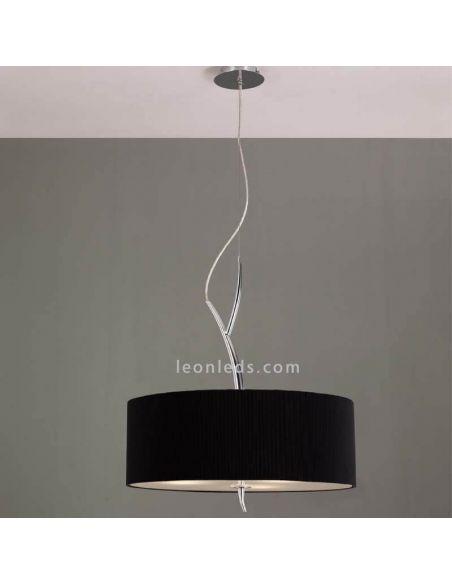Lámpara Colgante Negra EVE