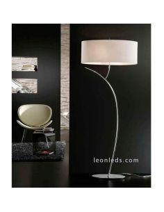 Lámpara de pie de diseño Eve 1139