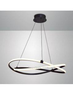 Lámpara de Techo LED redonda Forja 60W Infinity 5391