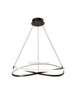 Lámpara de Techo LED moderna Forja Infinity 5390